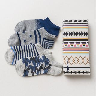 Набор мужских носков «Этника-3», 4 пары