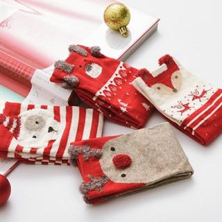 Носки новогодние «Звери-2»