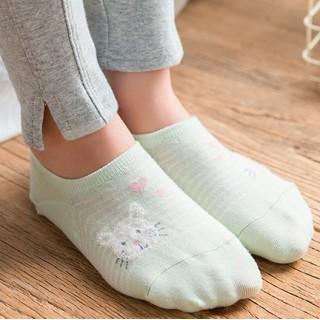 Набор носков «Животные» разноцветный, 4 пары