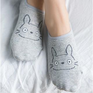 Набор носков «Животные» серый, 4 пары