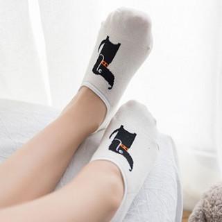 Набор носков «Собака и усы», 2 пары