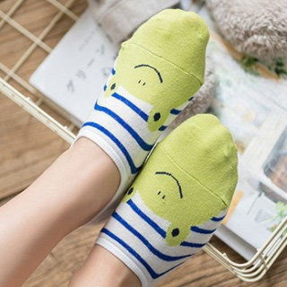 Набор носков «Утенок и лягушка», 2 пары