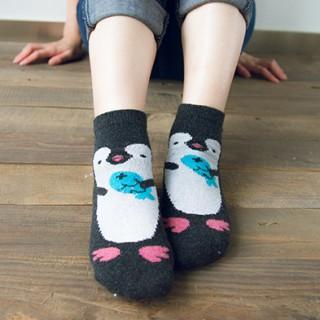 Набор носков «Зверята», 4 пары