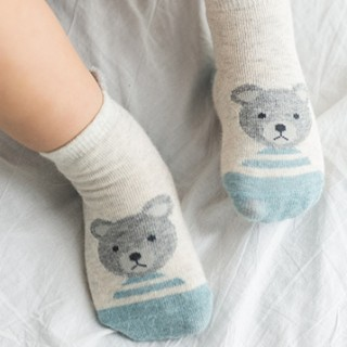 Набор детских носков «Мишка», 4 пары