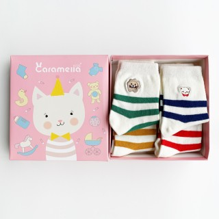 Набор детских носков «Котенок-6», 4 пары
