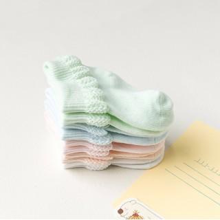 Набор детских носков «Кружавчики», 5 пар