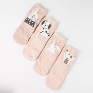 Набор детских носков «Волшебный единорог», 4 пары