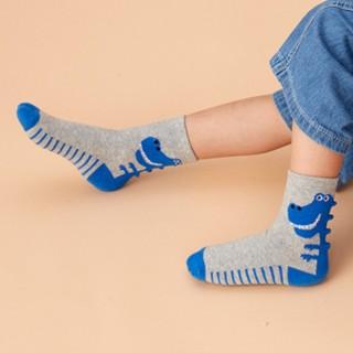 Набор детских носков «Динозаврик» в мягкой упаковке, 3 пары