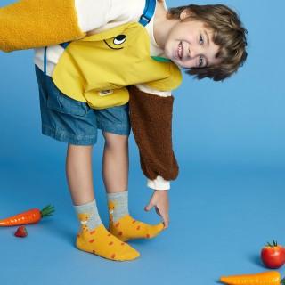 Набор детских носков «Жираф-2» в мягкой упаковке, 3 пары