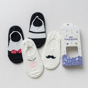 Набор детских носков «Минни Маус», 4 пары
