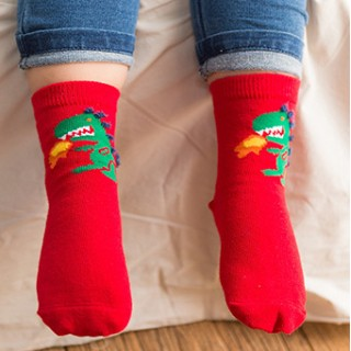 Набор детских носков «Крокодил», 4 пары