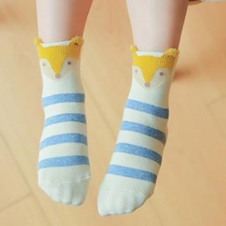 Набор детских носков «Слоник», 4 пары