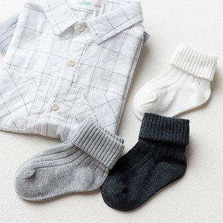 Детские носки «Однотонные»