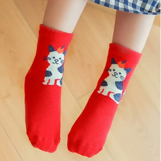 Набор детских носков «Зимние», 4 пары