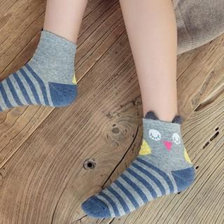 Набор носков «Сова и компания», 3 пары
