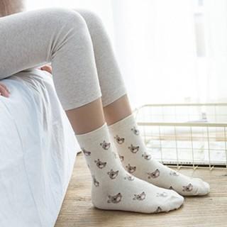 Набор носков «Сказка» коричневые, 4 пары