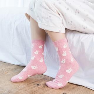 Набор носков «Сказка» розовые, 4 пары