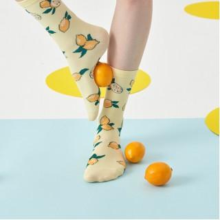 Набор носков «Fruits-4» в мягкой упаковке, 3 пары