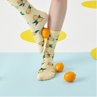 Набор носков «Fruits-6» в мягкой упаковке, 3 пары
