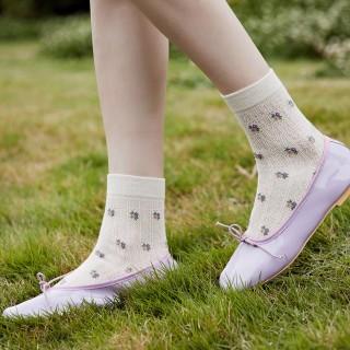 Набор носков «Сирень» в мягкой упаковке, 3 пары