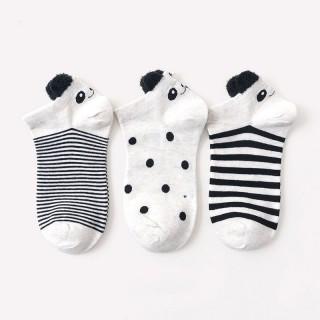 Набор носков «Панда-1» в мягкой упаковке, 3 пары