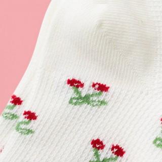 Набор носков «Ягодки» в мягкой упаковке, 3 пары