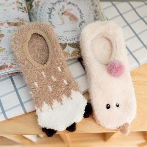 Носки мягкие «Лапка и цыплёнок»