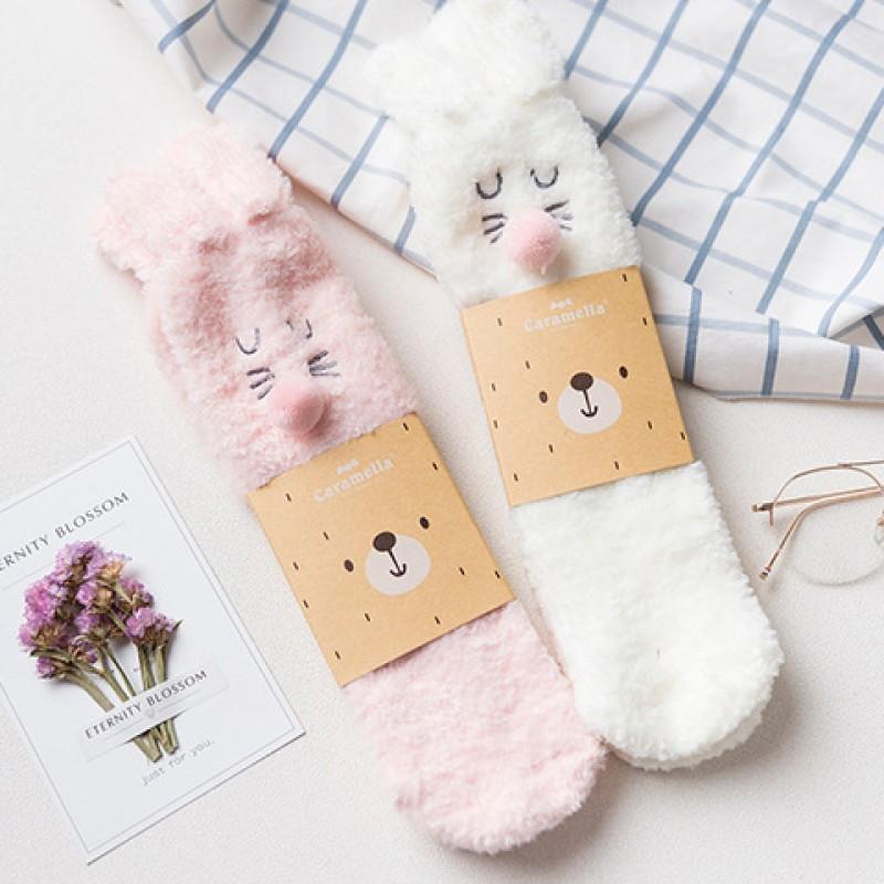 Носки мягкие «Кролики»